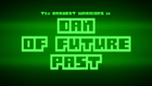 S3E01 Dan of Future Past Title Card