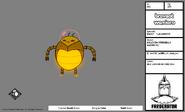 Modelsheet firebug