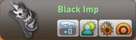 Black imp