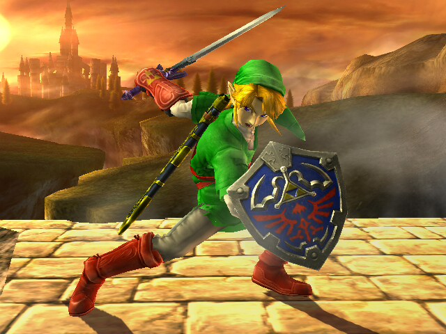 File:Ocarina of Time Link Spin Attack.jpg