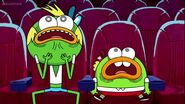 The Breadwinners' reaction