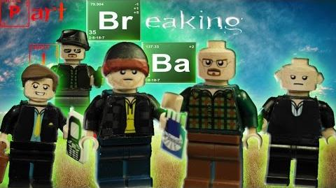 LEGO Custom Breaking Bad Minifigures Part 1