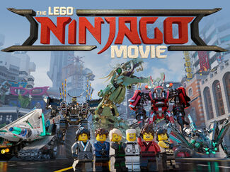 ReBrick Ninjago Movie