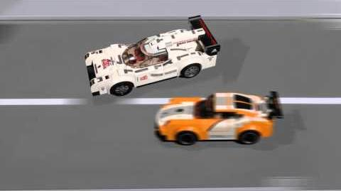 LEGO® Speed Champions - Build Your Dream Race..