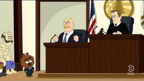 Brickleberry justice