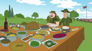 Brickleberry connie thanksgiving