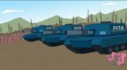 Pita tanks