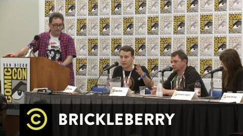 Brickleberry Comic-Con 2013 Panel - Q&A Session, Part 2