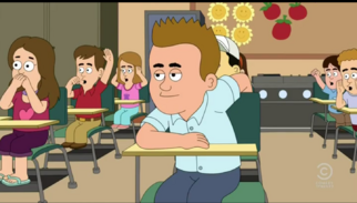 You look more like a pork ranger!