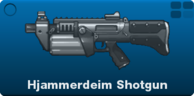 Hjammerdeim Select Icon