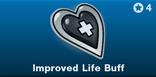 Improved Life Buff