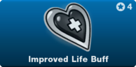 BRINK Improved Life Buff icon