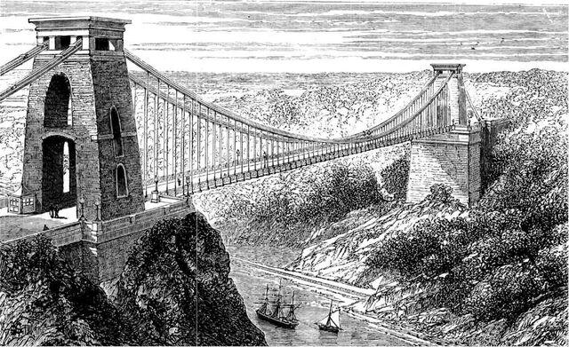 File:Suspension bridge at Clifton.jpg
