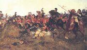 Wollen, Battle of Quatre Bras