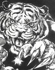 Tiger Commander 1