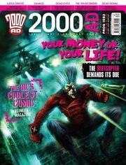 2000 AD prog 1582 cover