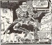 Happy Shrapnel