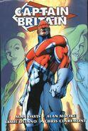Captain Britain Omnibus1