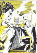 Supermanbatman annual interior art2