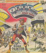 2000 AD prog 292 cover