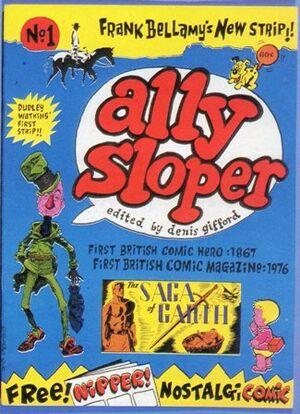 Ally Sloper 1