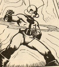 Ant Man by Steve Dillon