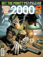 2000 AD prog 1804 cover
