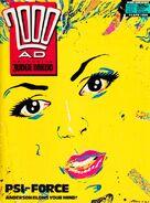 2000 AD prog 622 cover