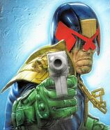 Dredd by Greg Staples