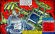 Mek-Quake and Walter the Wobot