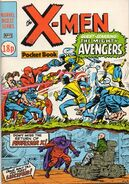 X-Men pocketbook 15