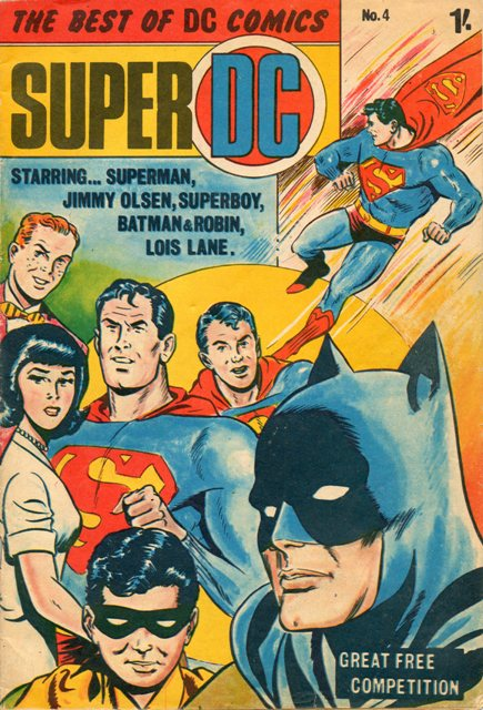 Super DC 4