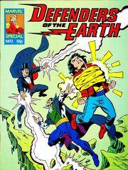 1988 DEFENDERS EARTH 2