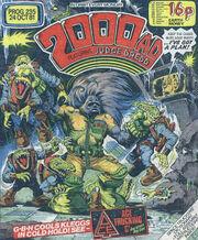 2000 AD prog 235 cover
