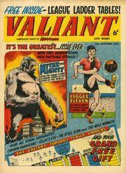 Valiant 1964 Comic