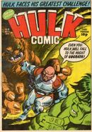 Hulk Comic UK 18