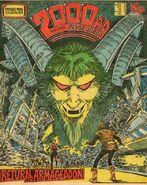 2000 AD prog 195 cover