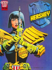 Judge Hershey by Cliff Robinson