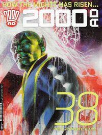 2000 AD prog 1919 cover