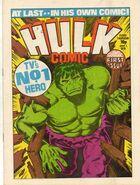 Hulk Comic 1