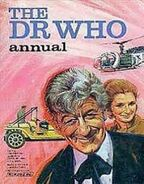 Dr who 1972
