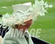 Camilla Parker-Bowles Day 1