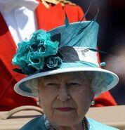 Elizabeth II Day 1, 2010
