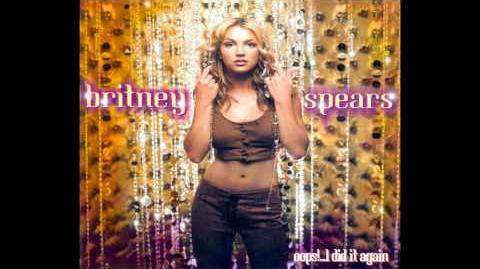 Britney Spears - Stronger (Audio)