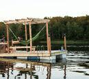 Ultimate Swim Raft (project)