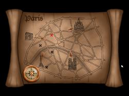 Broken Sword 2.5 Map Overview