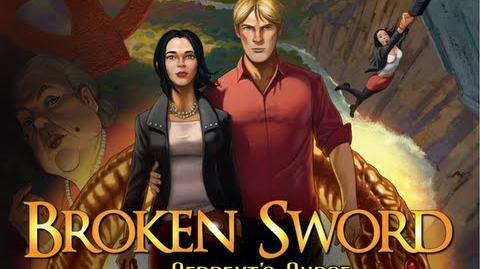 Broken Sword 5 The Serpent's Curse Kickstarter Funding Teaser Trailer - PC Mac iOS Mobile