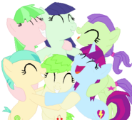 Group hug by berrypunchrules-d7h993l