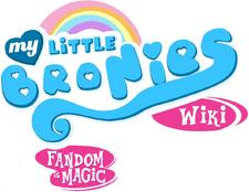 A Bronies wikia logo