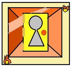 Regal Flame Box